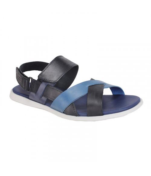 Сандалии ITA 18403 azul off mix