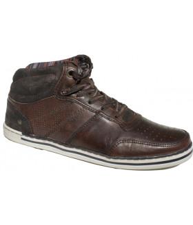 Ботинки 203-2 brown nappa