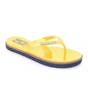 Босоножки PTJ 2951 light yellow deep navy